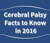 Infographic: Cerebral Palsy Facts to Know in 2016