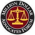 Million Dollars Advocates Forum Award